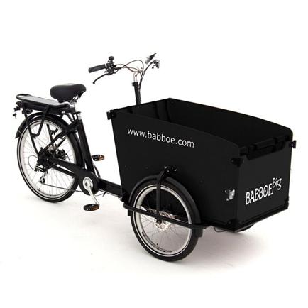 Babboe Big E Family Bike