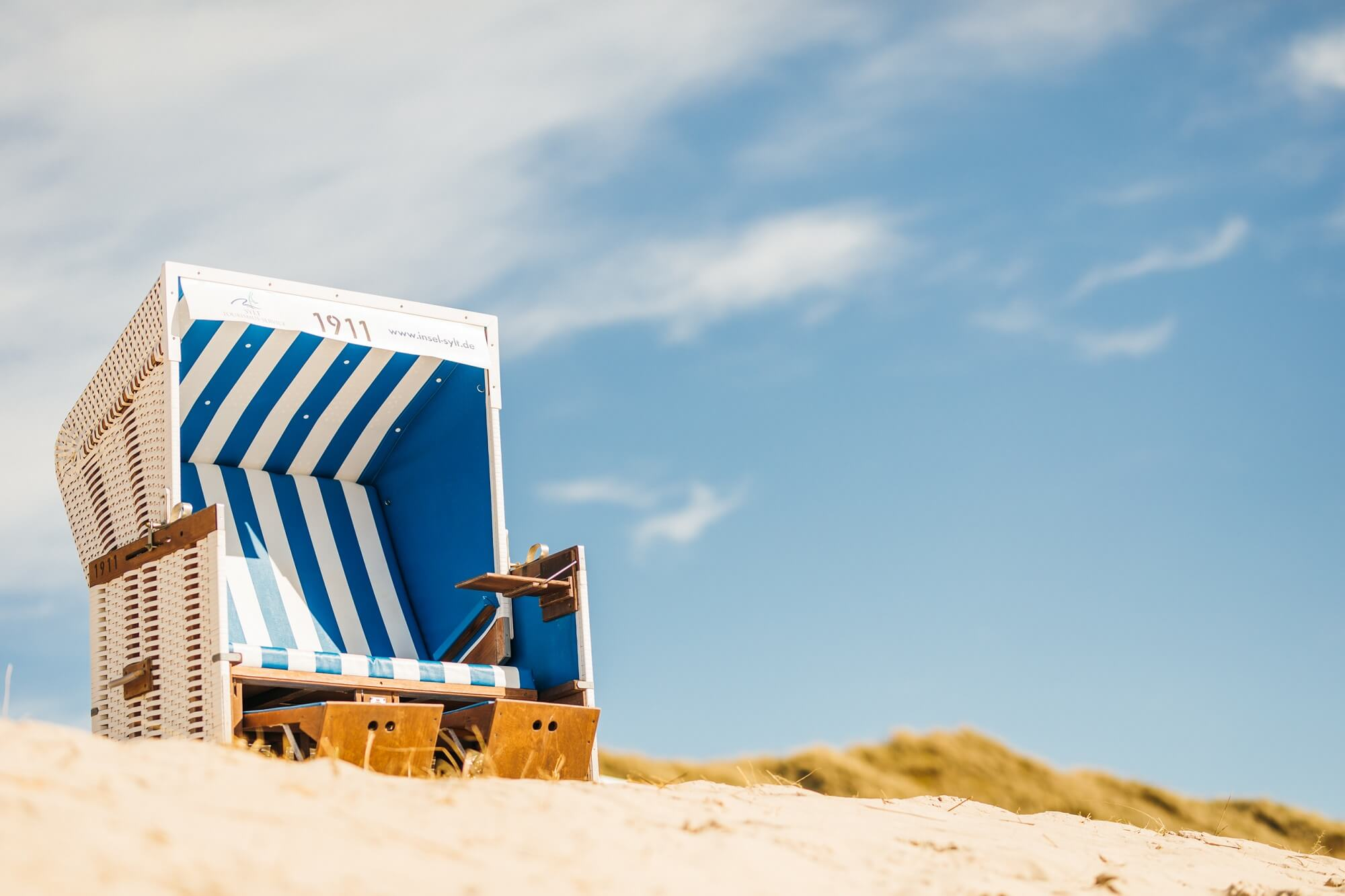 Der entspannendste Platz am Strand